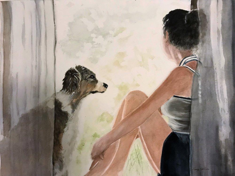 Dog+Adoration
