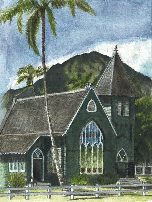 6154-Maui Church, 7/28/06, 2:48 PM,  8C, 3068x4019 (1580+1878), 100%, dc copy1,  1/20 s, R10.8, G5.7, B42.0